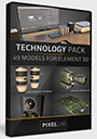 The Pixel Lab Technology Pack