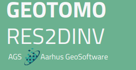 Geotomo Software Res2DInv and Res3DInv Basic