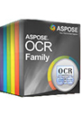 Aspose.OCR Product Family