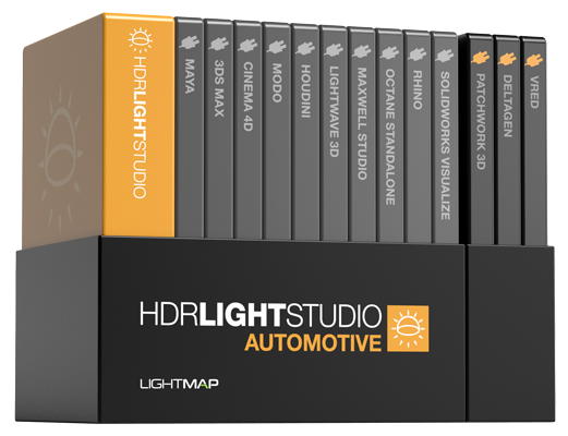 HDR Light Studio Automotive