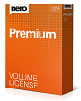 Nero Premium Burding ROM Volume License for corporate