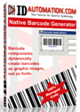 Microsoft Excel GS1-DataBar Native Barcode Generator