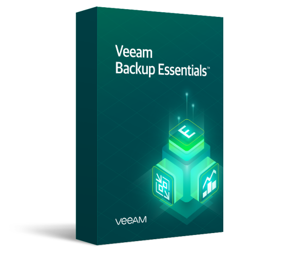Veeam Backup Essentials Enterprise Plus