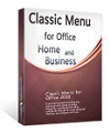 Classic Menu for Office Home and Business