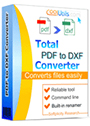 Total PDF to DXF Converter