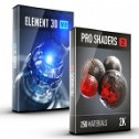 Video Copilot 3D Shader Bundle