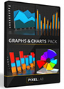 The Pixel Lab Graphs and Charts Pack