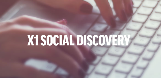 X1 Social Discovery