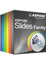 Aspose.Slides Product Family