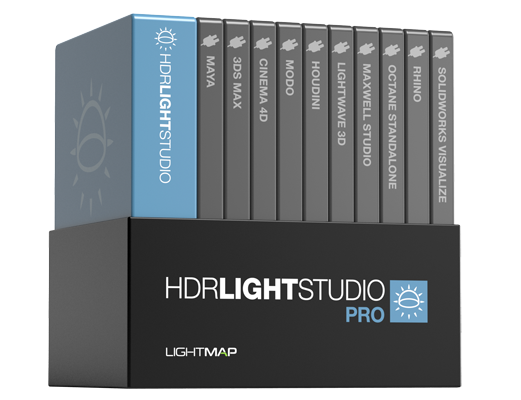 HDR Light Studio Pro