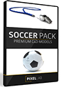 The Pixel Lab Soccer Pack