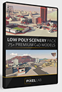 The Pixel Lab Low Poly Scenery Pack