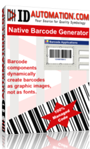 Crystal Reports Code-128 + GS1-128 Native Barcode Generator