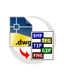 DWG to Image Converter