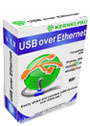 USB over Ethernet