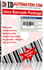 Java GS1 DataBar Barcode Package
