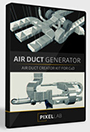 The Pixel Lab Air Duct Generator