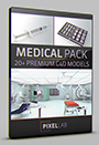 The Pixel Lab Medical Pack