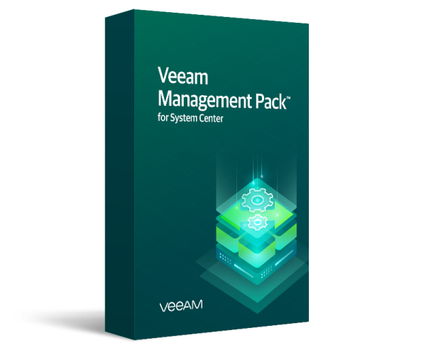 Veeam Management Pack for System Center Enterprise Plus