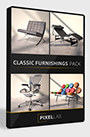 The Pixel Lab Classic Furnishings Pack