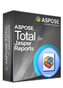 Aspose.Total for JasperReports