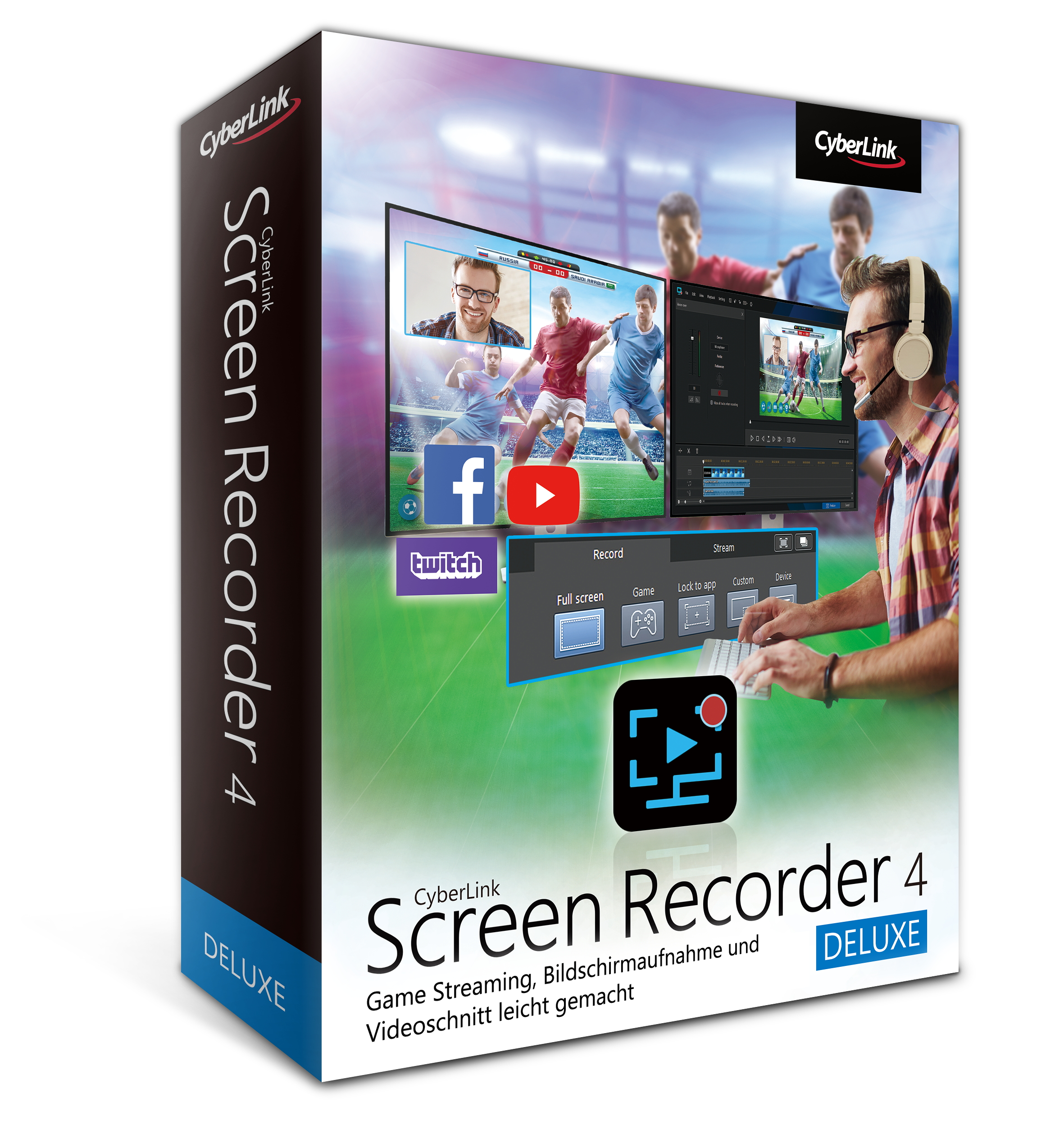 Cyberlink ScreenRecorder