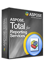 Aspose.Total for Reporting Services