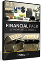 The Pixel Lab Financial Pack