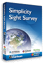 Carlson Simplicity Sight Survey