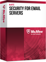 McAfee Security and Anti-Spam for E-mail Servers
