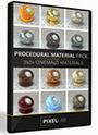 The Pixel Lab Procedural Material Pack
