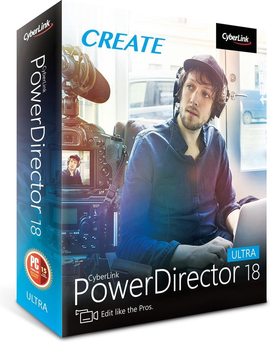 Cyberlink PowerDirector Ultra