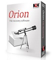Orion File Recovery and Drive Scrubber