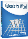 Kutools for Word