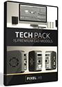 The Pixel Lab Tech Pack