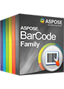 Aspose.BarCode Product Family