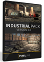 The Pixel Lab Industrial Pack