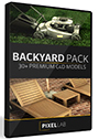 The Pixel Lab Backyard Pack