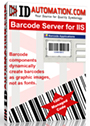 ASP Linear Barcode Server for IIS